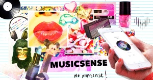 musicsense ad for teenage girls